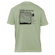Amicalola Falls Great Trails Basic Crew T-Shirt