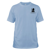 Appalachian Trail Diamond Topo  Basic Crew T-Shirt