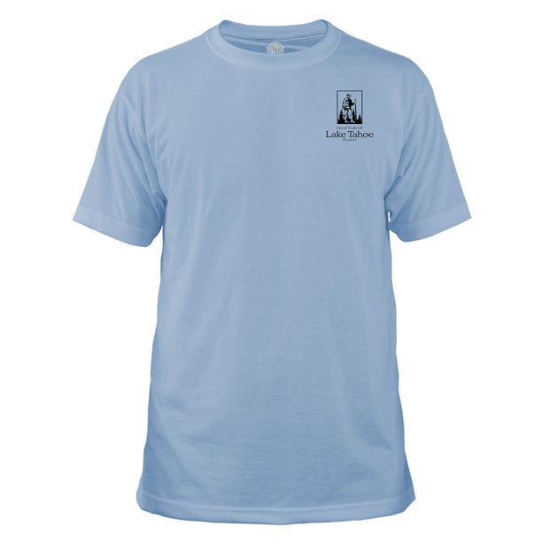 Lake Tahoe Great Trails Basic Crew T-Shirt