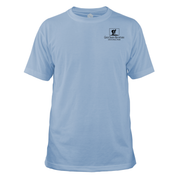 Great Smoky Mountains National Park Retro Interpretive Basic Crew T-Shirt