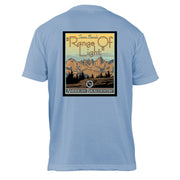 Range Of Light Vintage Destinations Basic Crew T-Shirt
