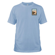 Acadia National Park Vintage Destinations Basic Crew T-Shirt