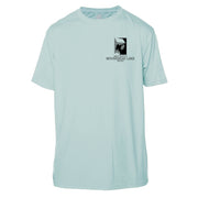 Moosehead Lake Great Trails Short Sleeve Microfiber Men's T-Shirt