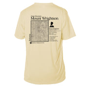 Mount Wrightson Classic Mountain Short Sleeve Microfiber Men's T-Shirt