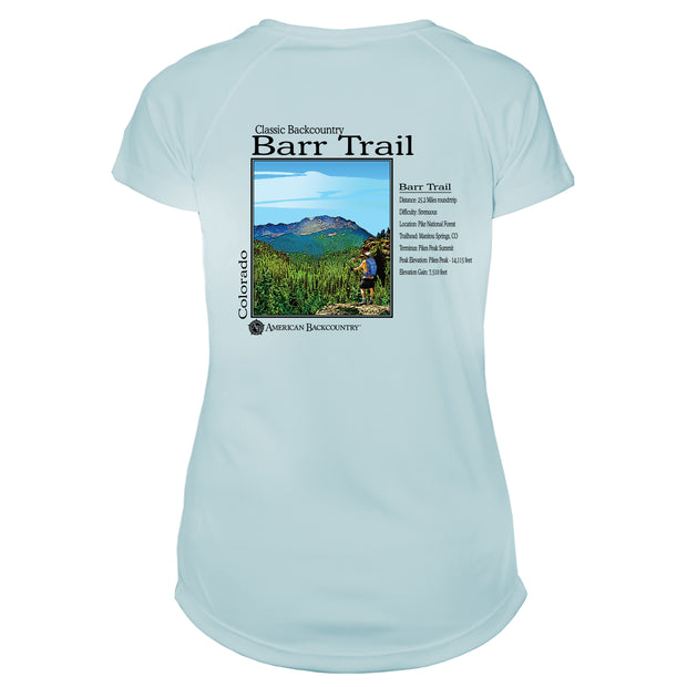 Barr Trail Classic Backcountry Microfiber Women's T-Shirt