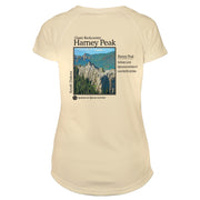 Harney Peak Classic Backcountry Microfiber Women's T-Shirt