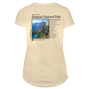 Sequoia National Park Great Trails Microfiber Women's T-Shirt