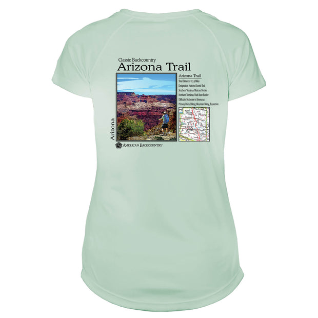 Arizona Trail Classic Backcountry Microfiber Women's T-Shirt