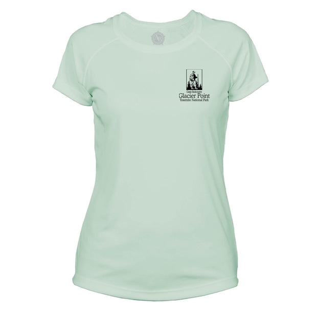 Glacier Point National Park Classic Backcountry Microfiber Women's T-Shirt