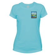 Grand Teton National Park Vintage Destinations Microfiber Women's T-Shirt