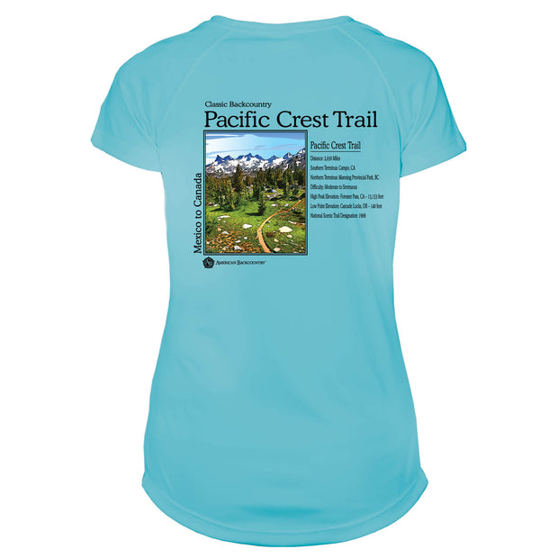 Pacific Trail Classic Backcountry Microfiber Women's T-Shirt