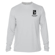 Arches National Park Great Trails Long Sleeve Microfiber Men's T-Shirt