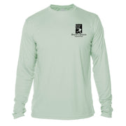 Bryce Canyon National Park Great Trails Long Sleeve Microfiber Men's T-Shirt