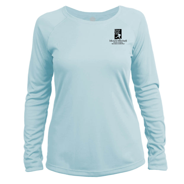 Mount Mitchell Great Trails Long Sleeve Microfiber Women's T-Shirt