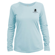 Finger Lakes Great Trails Long Sleeve Microfiber Women's T-Shirt