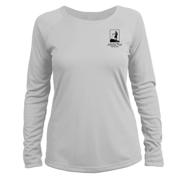 Arizona Trail Classic Backcountry Long Sleeve Microfiber Women's T-Shirt