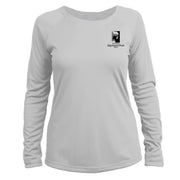 Algonquin Peak Classic Mountain Long Sleeve Microfiber Women's T-Shirt
