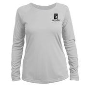 Acadia National Park Great Trails Long Sleeve Microfiber Women's T-Shirt