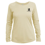Mount Jefferson Classic Mountain Long Sleeve Microfiber Women's T-Shirt