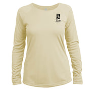 Zion National Park Great Trails Long Sleeve Microfiber Women's T-Shirt