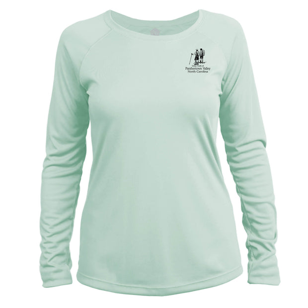 Panthertown Valley Great Trails Long Sleeve Microfiber Women's T-Shirt