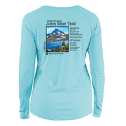 John Muir Classic Backcountry Long Sleeve Microfiber Women's T-Shirt