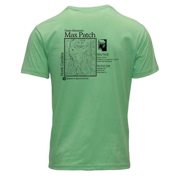 Max Patch Classic Mountain Repreve T-Shirt
