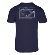 Grand Canyon National Park Men's REPREVE® Crew T-Shirt