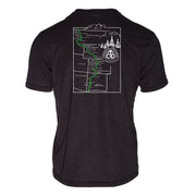 Continental Divide Trail Women's REPREVE® Crew T-Shirt