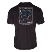 Denali National Park & Preserve Men's REPREVE® Crew T-Shirt