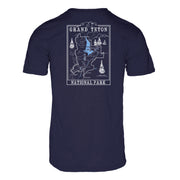 Grand Teton National Park Men's REPREVE® Crew T-Shirt