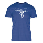 Colorado's Peaks Men's REPREVE® Crew T-Shirt