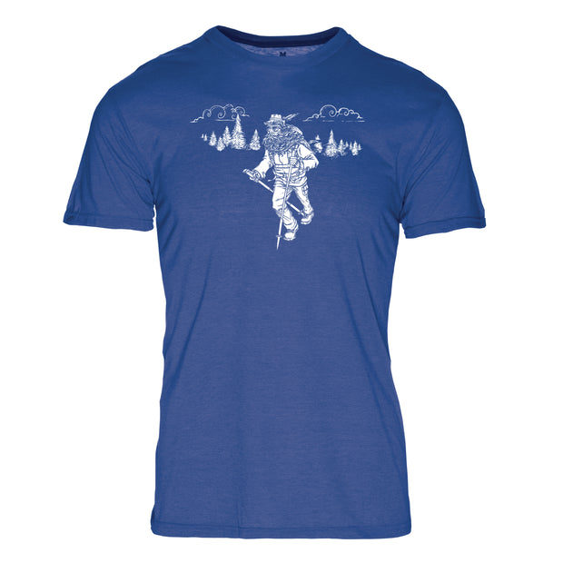 Pacific Crest Trail Men's REPREVE® Crew T-Shirt