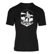 Mount Rainier National Park Women's REPREVE® Crew T-Shirt