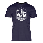 Colorado's Peaks Women's REPREVE® Crew T-Shirt