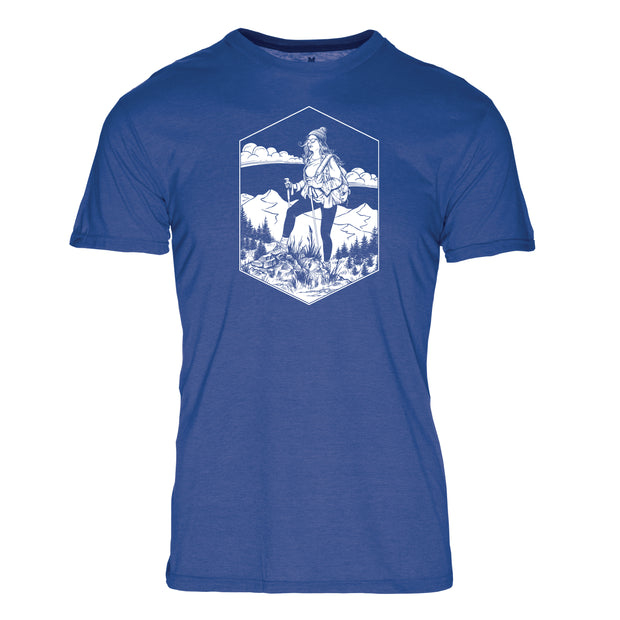 Grand Teton National Park Women's REPREVE® Crew T-Shirt