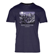 Night Sky Sequoia National Park REPREVE® Crew T-Shirt