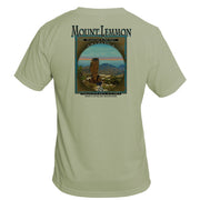 Retro Interpretive Mount Lemmon Basic Performance T-Shirt