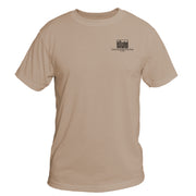 Retro Interpretive Canyonlands National Park Basic Performance T-Shirt