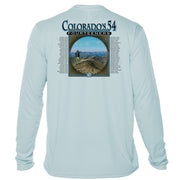 Retro Interpretive Colorado's 54 Microfiber Long Sleeve T-Shirt