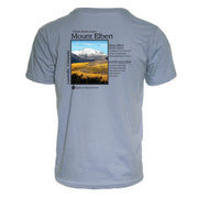 Mount Elbert Classic Backcountry Repreve Crew T-Shirt