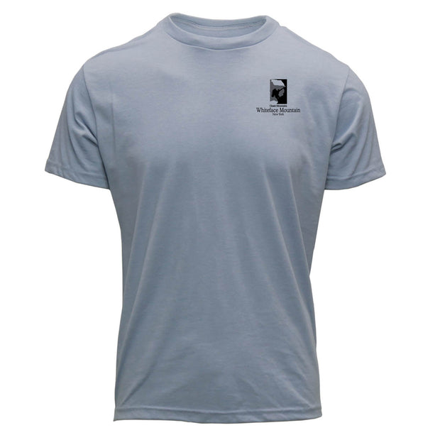 Whiteface Mountain Classic Mountain Repreve T-Shirt