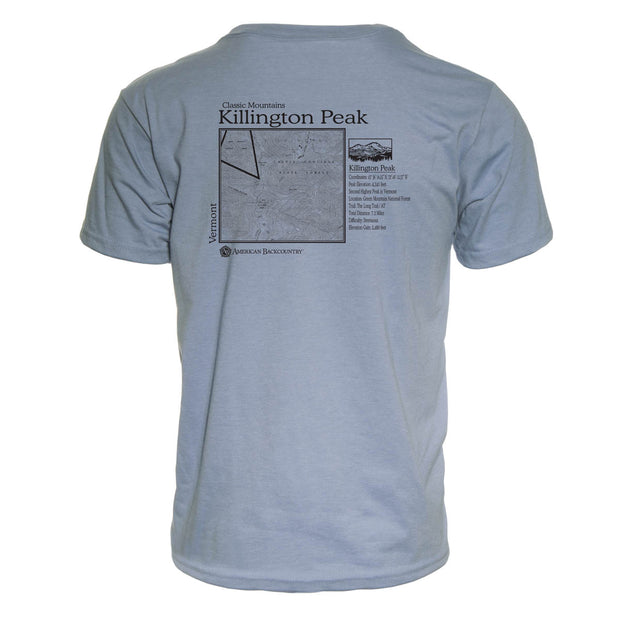 Killington Classic Mountain Repreve T-Shirt