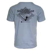 Shenandoah National Park Diamond Topo REPREVE® T-Shirt