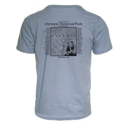 Great Trails Olympic National Park REPREVE® T-Shirt