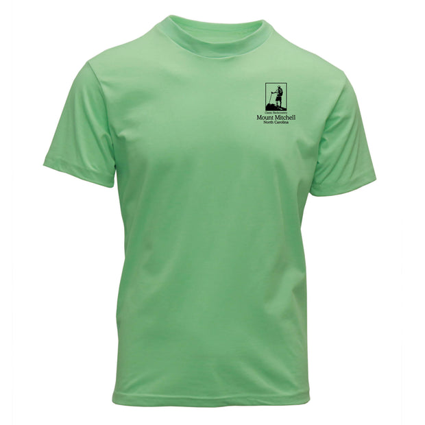 Mount Mitchell Classic Backcountry Repreve Crew T-Shirt