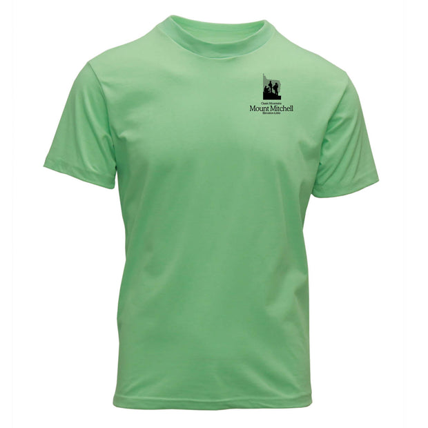Mount Mitchell Classic Mountain Repreve T-Shirt