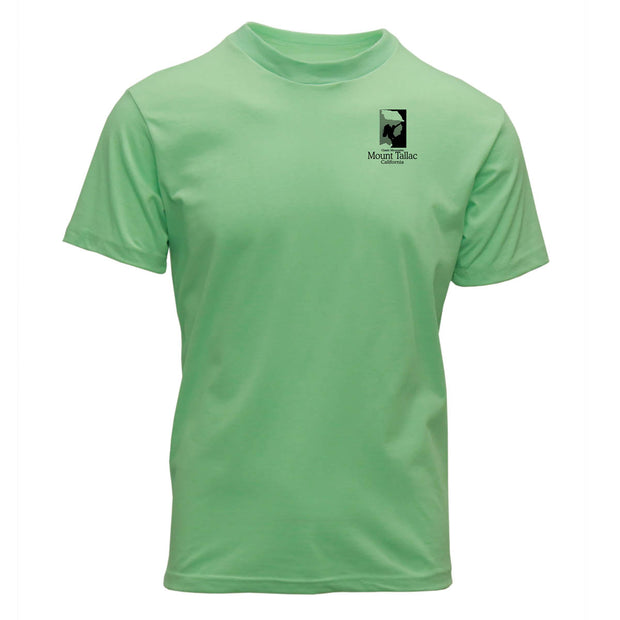 Mount Tallac Classic Mountain Repreve T-Shirt