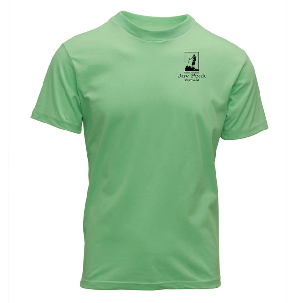 Jay Peak Classic Mountain Repreve T-Shirt