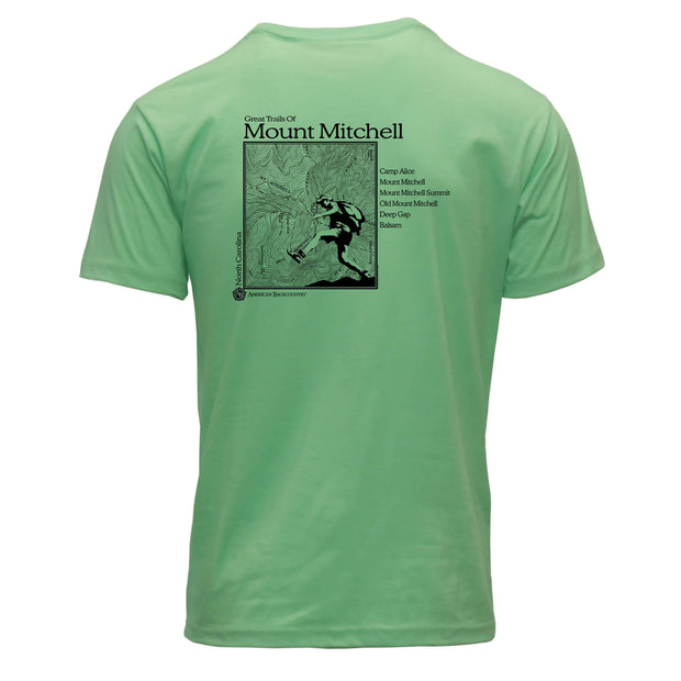 Mount Mitchell Great Trails REPREVE® T-Shirt